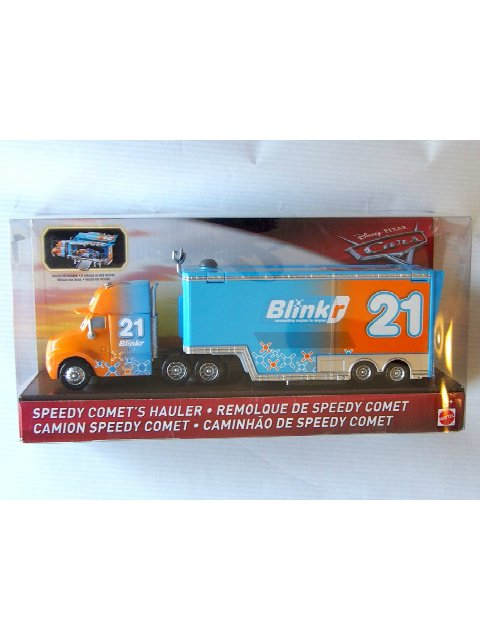 SPEEDY COMET'S  (RYAN INSIDE LENEY No.21 BLINKR)HAULER 2019