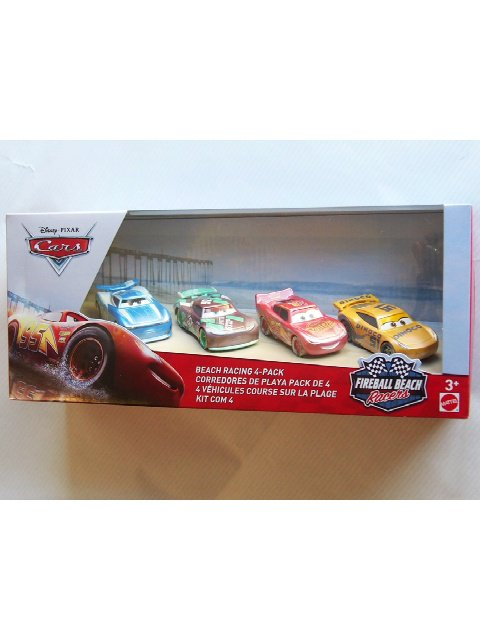 FIREBALL BEACH RACERS BEACH RACING 4-PACK TARGET限定 2019 CAM SPINNER版