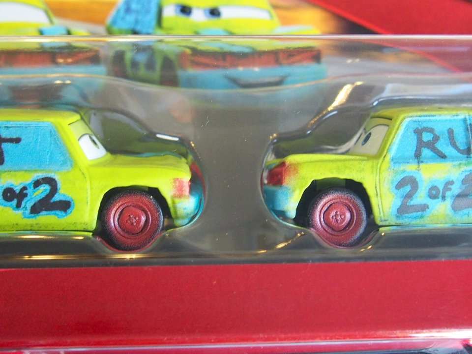 HIT and RUN 2-PACK 2019