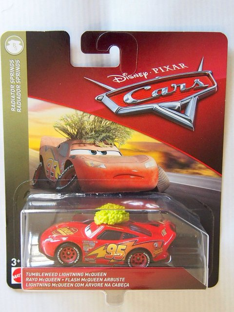 <img class='new_mark_img1' src='https://img.shop-pro.jp/img/new/icons59.gif' style='border:none;display:inline;margin:0px;padding:0px;width:auto;' />TUMBLEWEED LIGHTNING McQUEEN 2019