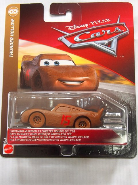 LIGHTNING MCQUEEN CHESTER WHIPPLEFILTER 2019