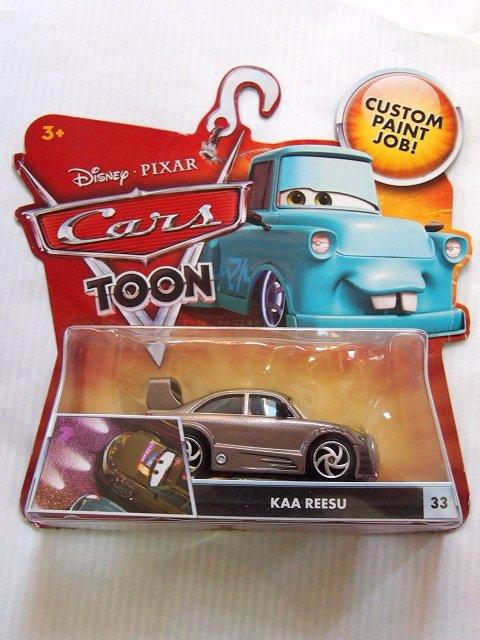 KAAREESU 2010 CARS toon