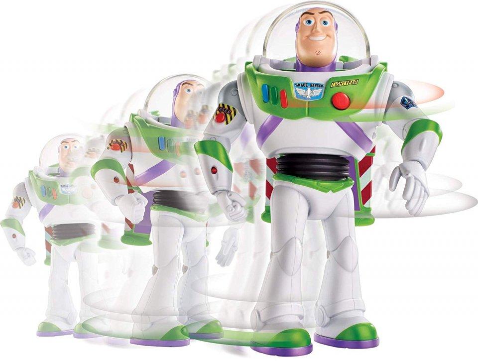 Toy Story 4 ULTIMATE WALKING BUZZ LIGHTYEAR 7インチ