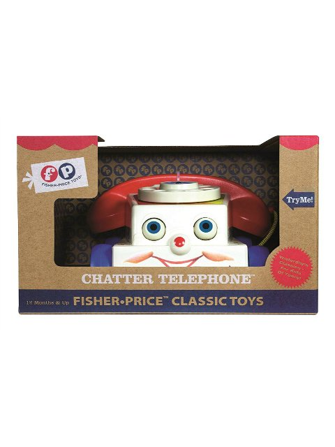Toy Story 3 CHATTER TELEPHONE FISHER PRICE CLASSIC TOYS