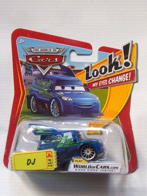 訳有特価】DJ (GREEN DECAL) LOOK MY EYES CHANGE版