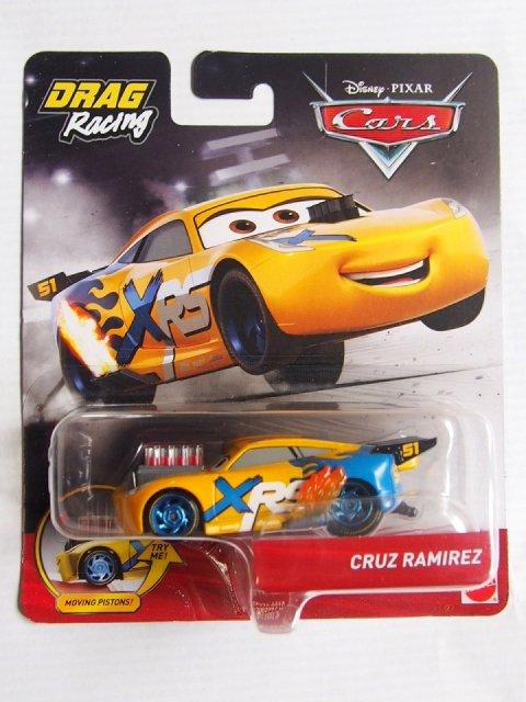 訳有特価】XRS ドラッグレーサー シリーズ CRUZ RAMIREZ 2019