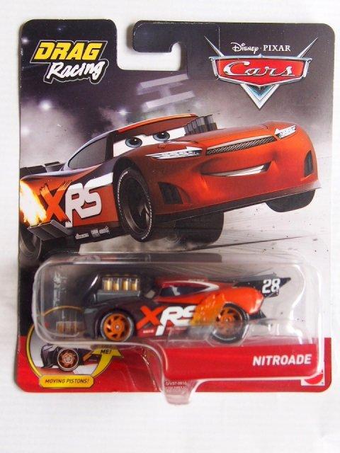 訳有特価】XRS ドラッグレーサー シリーズ NITRO ADE 2019