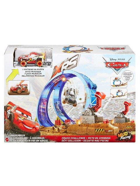 XRSレーサーシリーズ クラッシュ チャレンジ プレイセット2019