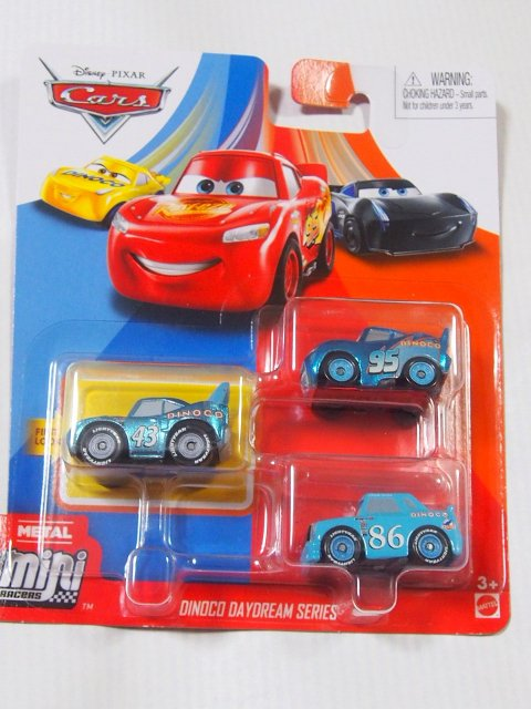 Mini Racers 2020 DINOCO DAYDREAM SERIES 3-pack