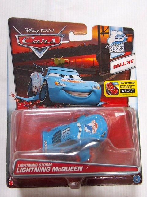難有 特価】STORM LIGHTNING McQUEEN DELUXE2015版