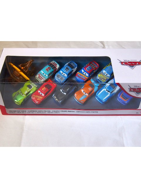 2020 PISTON CUP RACE 11-PACK ( 稲妻メーター、FLOYD MULVHLL) ONLY AT TARGET
