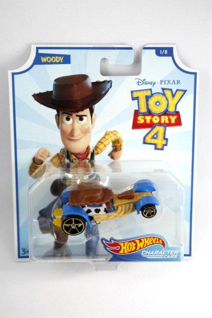 Toy Story 4 x Hot Wheels! WOODY コラボダイキャストカー 2019