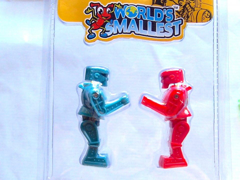 ROCK'EN SOCK'EN ROBOTS ミニチュア ロックン・ソックン ロボット(Toy Story) 送料180円