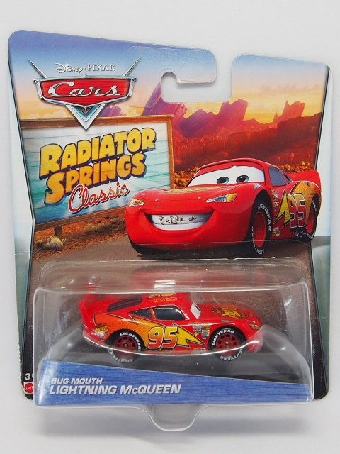 BUG MOUTH LIGHTNING McQUEEN RSC 2015版