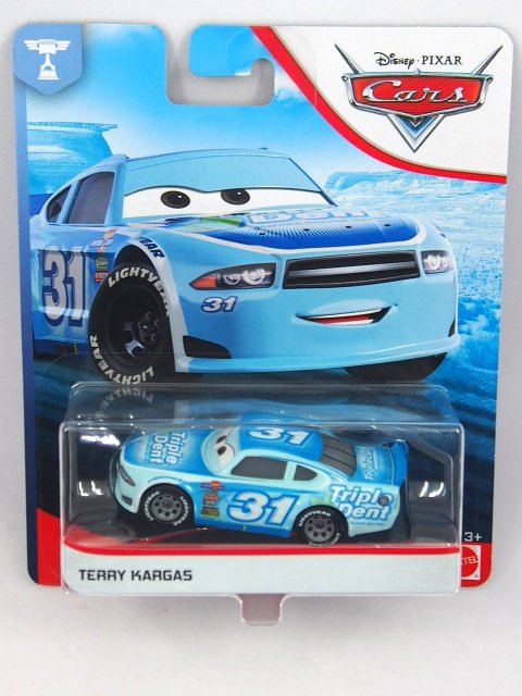 TERRY KARGAS (TRIPLE DENT No.31)  2020