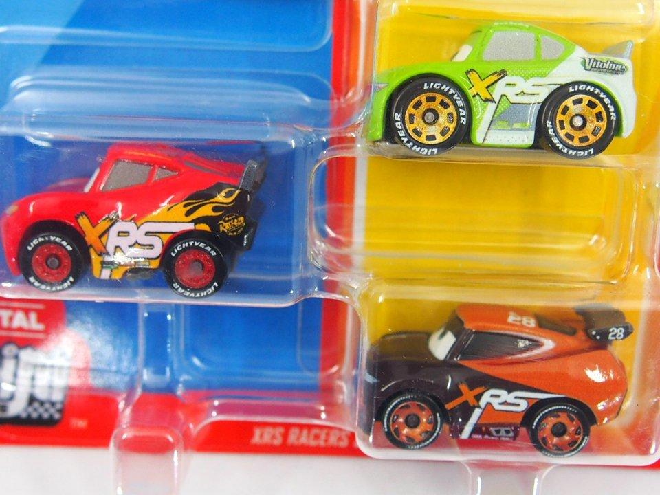 ご予約販売品】Mini Racers 2020 MINI RACERS 3-PACK 2020 XRS ティム /XRSブリック/XRSライトニングマックイーン