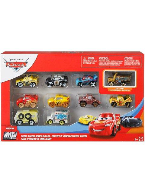 MINI RACERS デモダービーレーサーシリーズ 10-PACK 2020 (ゴールデンミスフリッター)