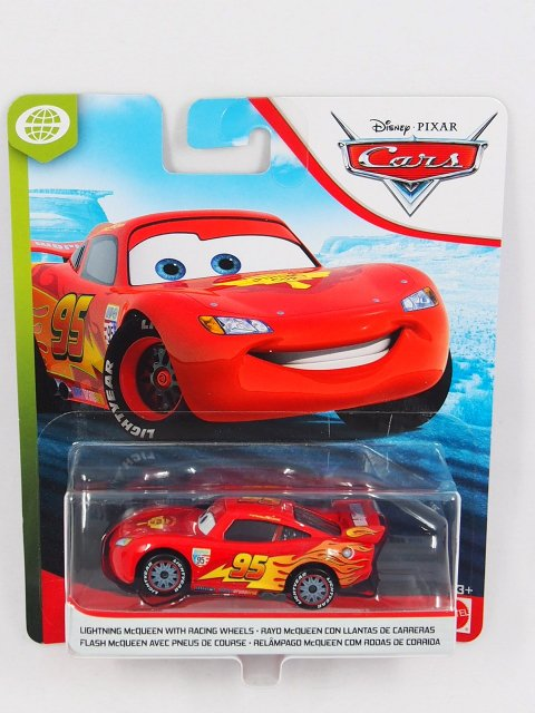 LIGHTNING MCQUEEN WITH RACING WHEELS (WGP仕様) 2020