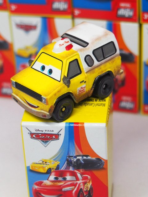 2020 MINI RACERS トッド TODD ピザプラネット トラック