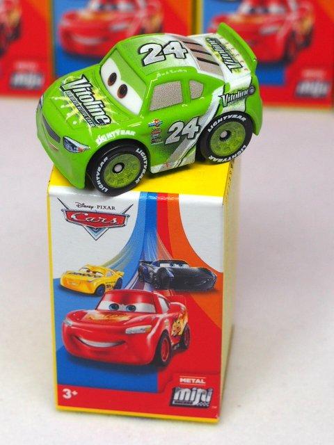 2020 MINI RACERS ブリック ヤードレー VITOLINE No.24