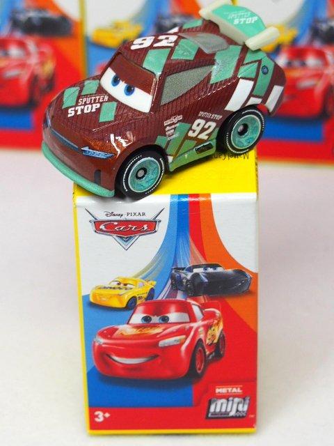2020 MINI RACERS シェルドン シフターNo.92 PUTTER STOP