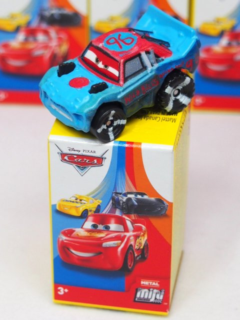 2020 MINI RACERS フィッシュテール