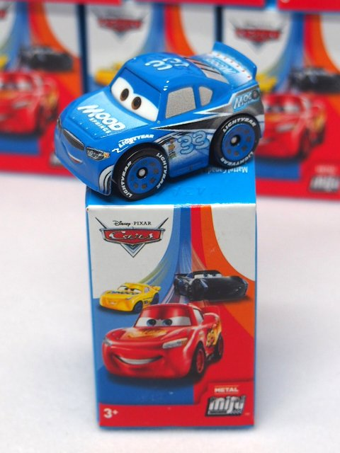 2020 MINI RACERS ダッド スロットルマン No.33 MOOD SPRINGS
