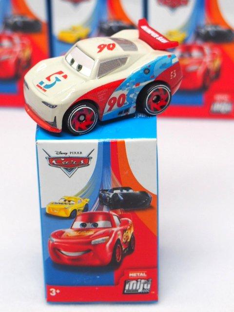 2020 MINI RACERS ポール コンレブ No.90 BUMPER SAVE