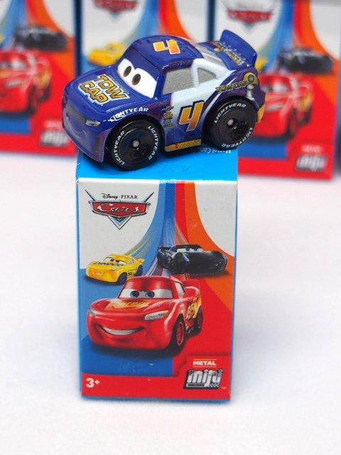 2020 MINI RACERS  ジャック・デポスト No.4 TOW CAP