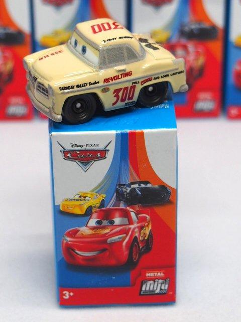 2020 MINI RACERS リロイ ハミング