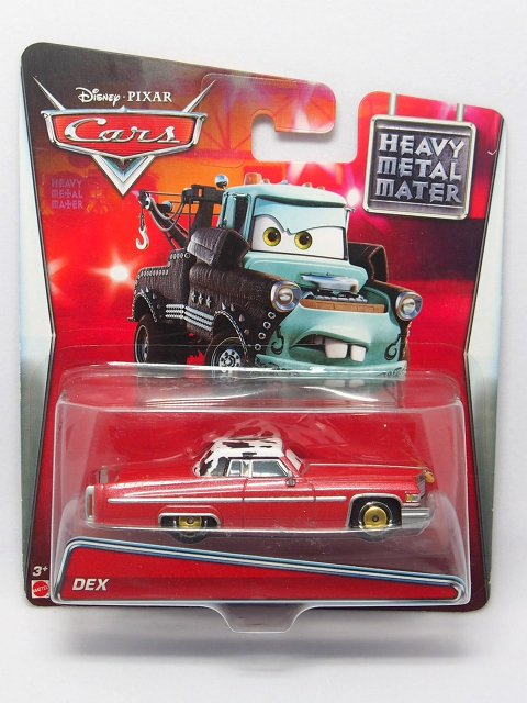 訳有特価】DEX 2015 TOON HEAVY METAL MATER