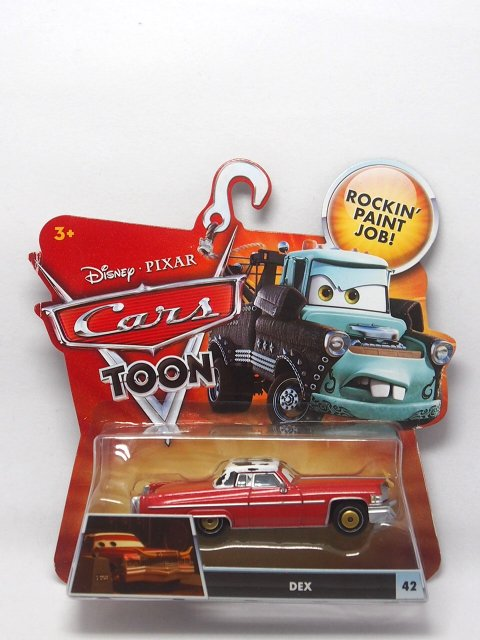 DEX (HEAVY METAL MATER CARS TOON) 2011版