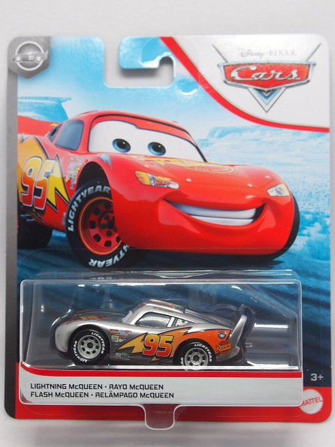 SILVER COLLECTION LIGHTNING McQUEEN( CARS1 ) 2020