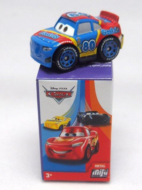 2020 MINI RACERS レックス・レブラー  / ガスキッツ No.80