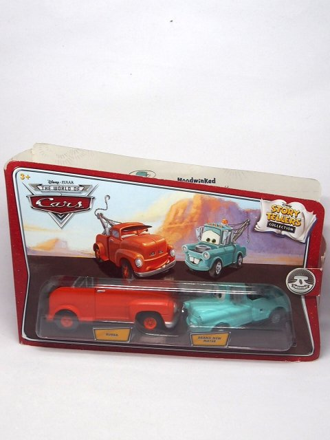 STORY TELLERS BUBBA AND MATER