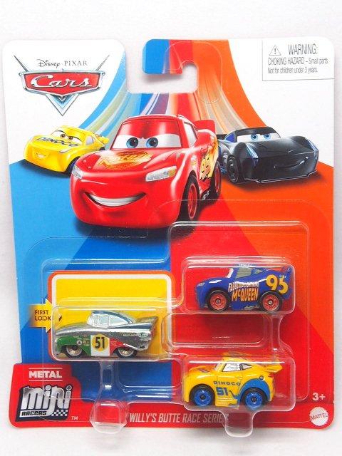 Mini Racers 2020 ウィリーズ ビュート SERIES 3-pack (サルードスアミーゴス ラモーン/ダイナコクルス/ファビュラスLMQ