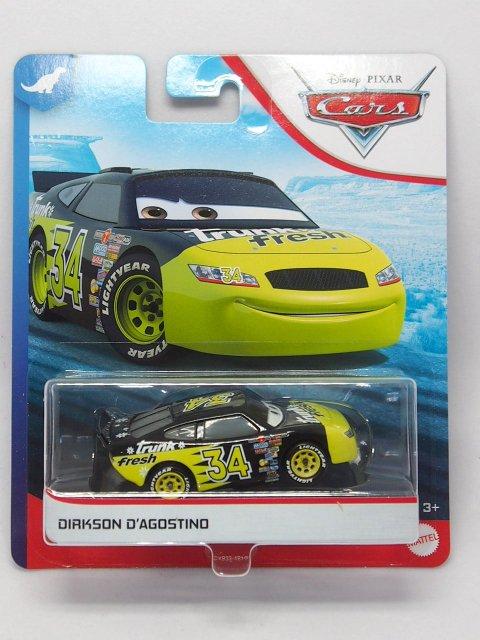 DIRKSON D'AGOSTINO (CARS1版) TRUNK FRESH No.34 2020