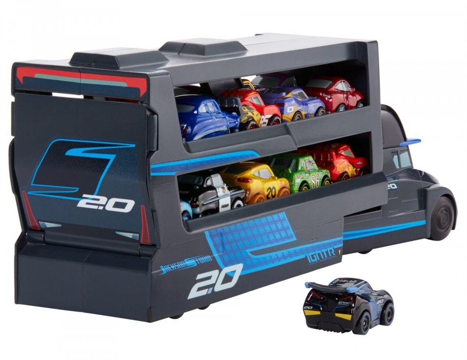 パッケージ訳有特価】MINI RACERS ゲイルフォービュート(ジャクソンストーム) ハウラー 2020 16台積載可能