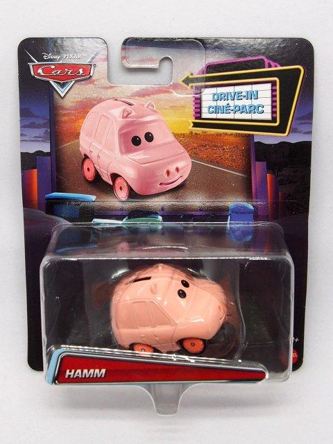 HAMM ハム PIXAR x カーズ MASHUPS DRIVE-INN シリーズ  2020