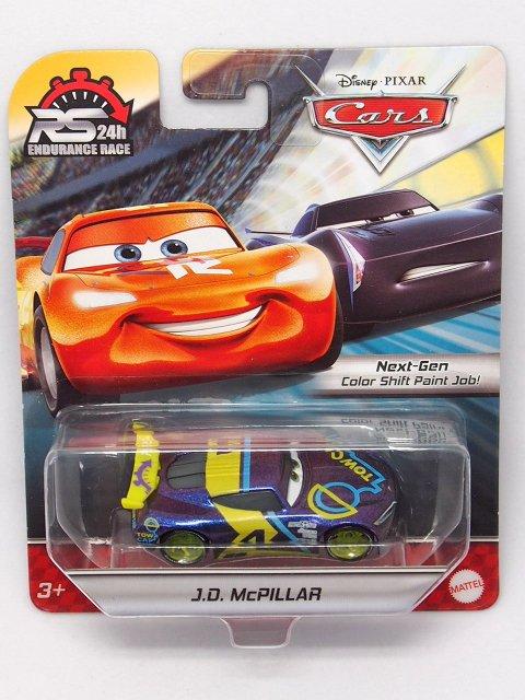 RS24h エンデュランスレース J.D. McPILLAR TOW CAP No.4 2020 カラーシフト ペイント