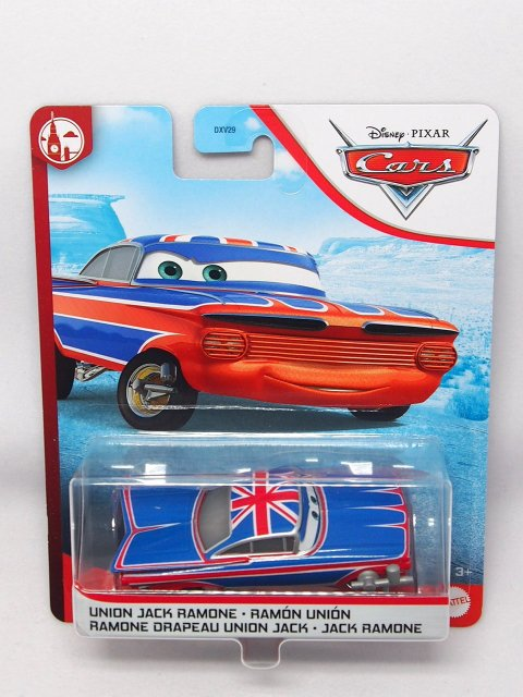 BODY SHOP UNION JACK RAMONE with PAINT SPRAY 2020