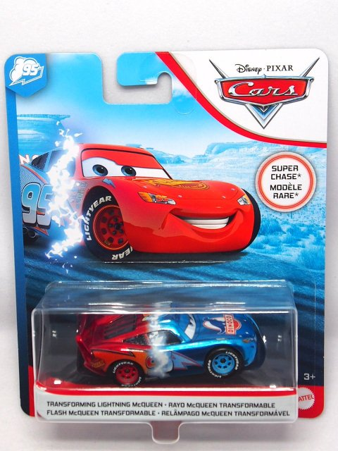 TRANSFORMING LIGHTNING McQUEEN 世界限定4000個 2020