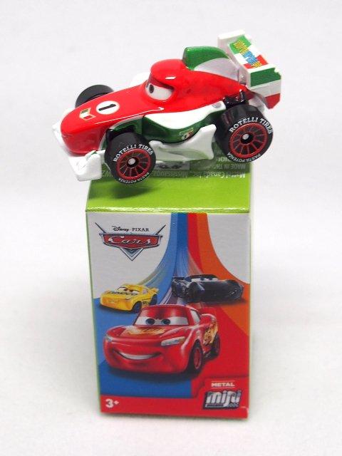 2020 MINI RACERS フランチェスコ ベルヌーイ