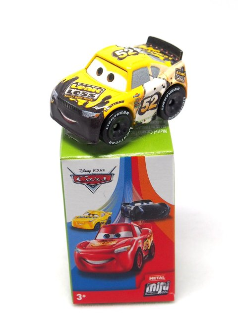 2020 MINI RACERS ブライアン スパーク リークレス No.52