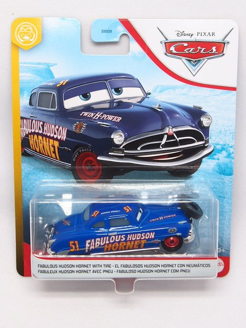<img class='new_mark_img1' src='https://img.shop-pro.jp/img/new/icons1.gif' style='border:none;display:inline;margin:0px;padding:0px;width:auto;' />FABULOUS HUDSON HORNET with TIRE 2020