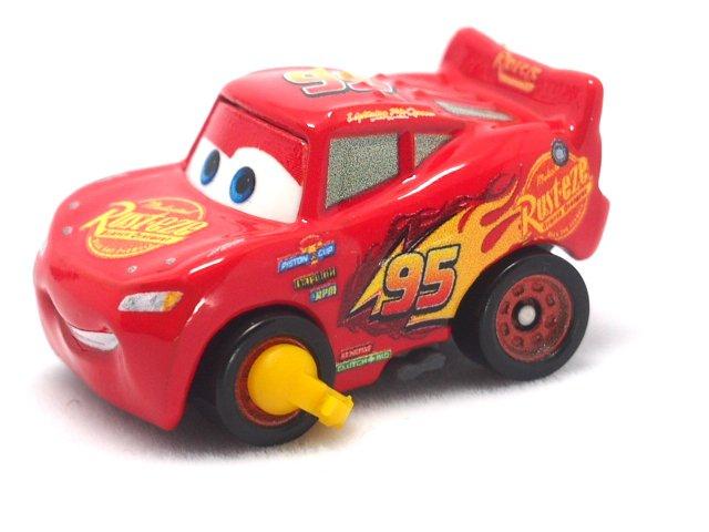 2020 MINI RACERS インパウンド ライトニングマックイーン (カスタム品)