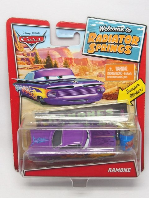 RAMONE (Purple) With Accessories RSC 2020