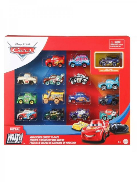 箱難あり特価】MINI RACERS VARIETY 15-PACK 2020(VINYL TOUPEE No.76)