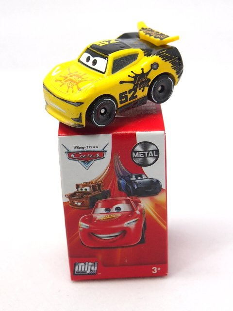 2021 MINI RACERS ジョージ ニューウィン(リークレス No.52)