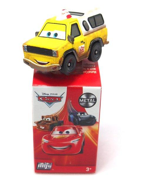 2021 MINI RACERS ダーティー ピザプラネット トラック トッド TODD